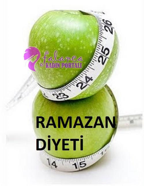 Ramazan Diyeti 1 Ayda 10 Kilo