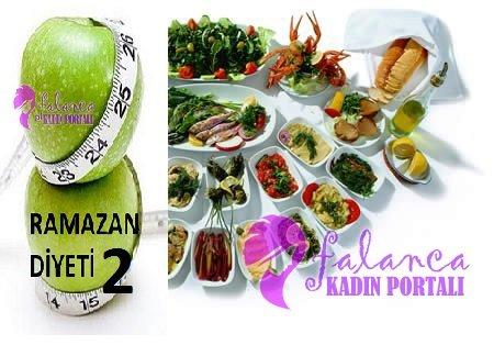 Ramazan Diyeti- 2
