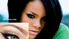 Rihanna Makyajı  Nasıl Yapılır?