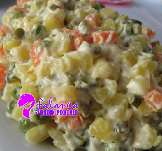 Rus- Amerikan Salatası