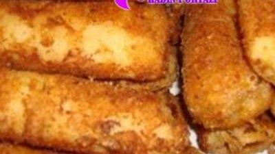 Sarımsaklı Börek Nasıl Yapılır?