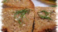 Sarımsaklı Ekmek Hazırlanışı