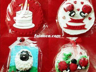 sekerleme kurabiyeler  336x252 - Özel Tasarım Pasta ve Kurabiyeler
