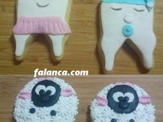 sekerleme kurabiyeler 4 336x252 - Özel Tasarım Pasta ve Kurabiyeler