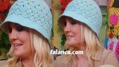 Sibel Kavaklıoğlu Yazlık Şapka Yapılışı