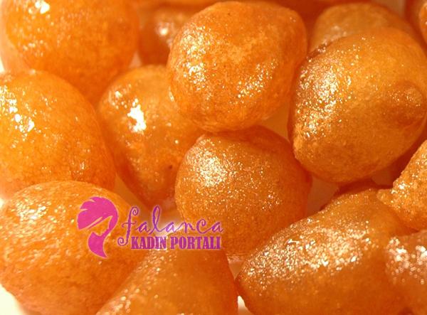 Sütlü Ramazan Lokması