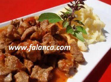 Kremalı Tas Kebabı Tarifi