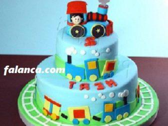 tasarim cocuk pasta  336x252 - Özel Tasarım Pasta ve Kurabiyeler