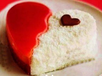 tasarim kalp pasta 1 336x252 - Özel Tasarım Pasta ve Kurabiyeler