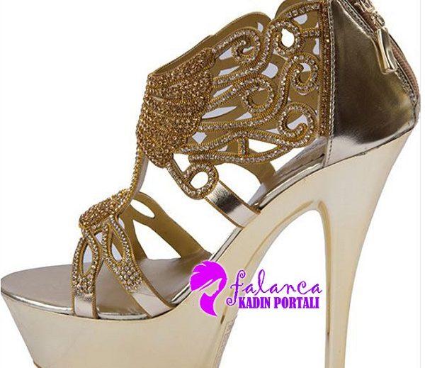 2013 gelin ayakkabıları - 8