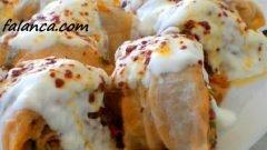 Tülbent Böreği