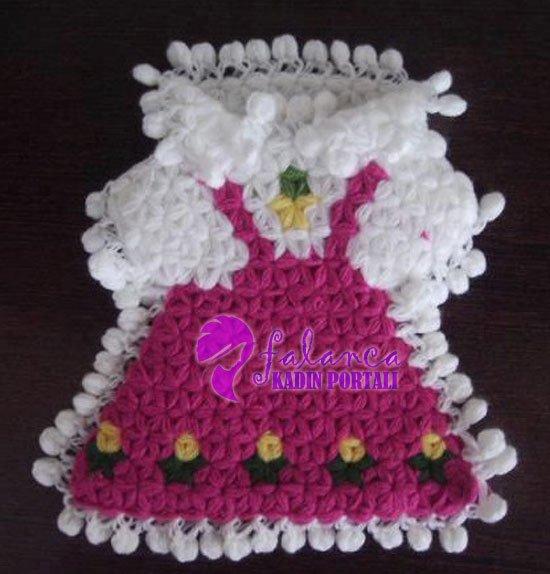Yakali Elbise Lif 11