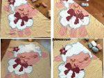 Yandan Baslanan Kuzu Battaniye Videolu Yapimi 2