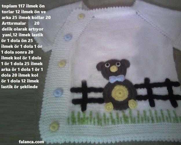 Yandan Dugmeli Bebek Yelek