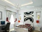 Yatak Odas Duvar Dekorasyonlari 3