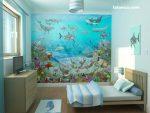 Yatak Odas Duvar Dekorasyonlari 5
