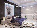 Yatak Odas Duvar Dekorasyonlari 7