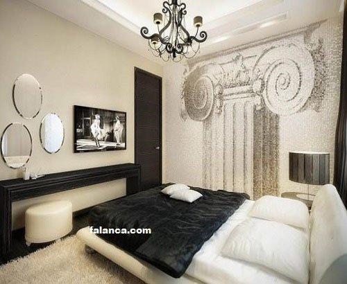 Yatak Odası Duvar Dekorasyonları