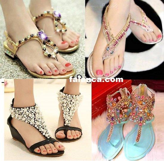 Sandalet Modelleri Yeni - 4