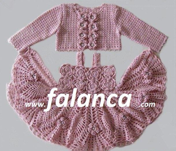 Yazlık Elbise Bolero Takım