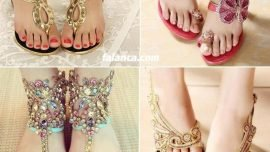 Yeni Bayan Sandalet Modelleri