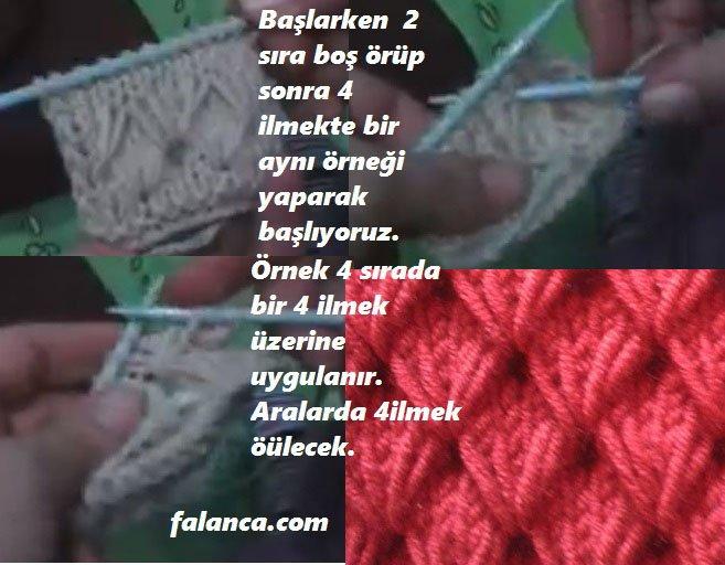 Yelek Ornegi