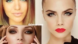 Yeni Makyaj Trendi Modelleri