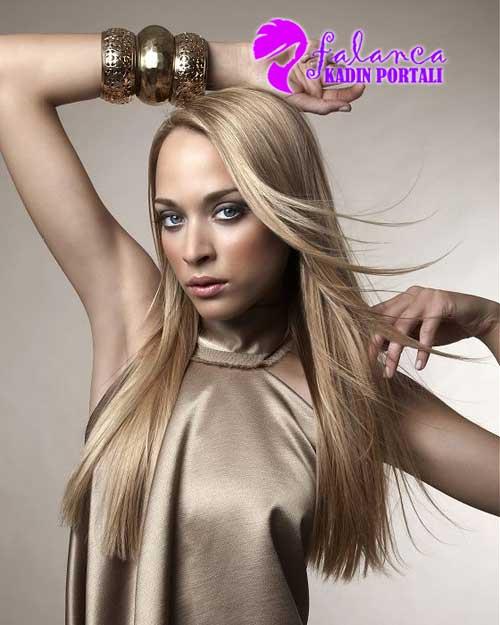 Yüz Şekillerine Göre Uzun Saç Modelleri
