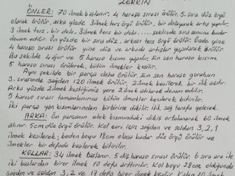 Zerrin Kaya Cocuk Hirkasi Yapilisi 2